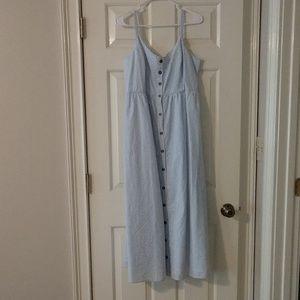 Modcloth Button Down Dress